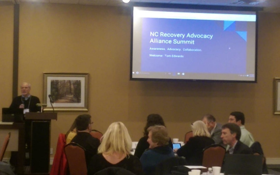 NC Recovery Advocacy Alliance Summit